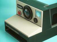 Polaroid Camera CGI
