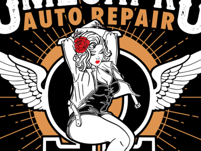 2019 Omega Pro Pinup Sticker