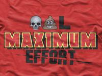 Deadpool Emoji Tshirt