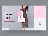 Bagpack brand