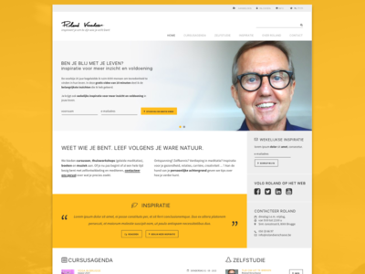 Light Body Institute   Webdesign