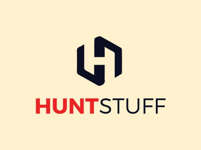 Hunt Stuff Logo Design