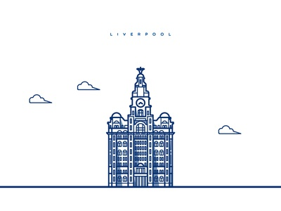 Liverpool's Royal Liver Building