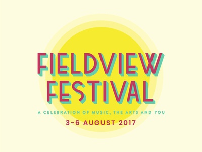 Fieldview Festival 2017 logo