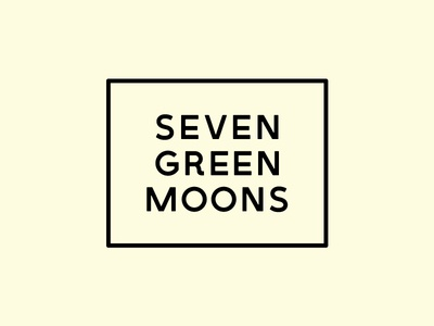 Seven Green Moons Logo