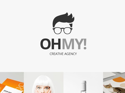 OHMy! Home Agency business theme wordpress envato themeforest little neko ux ui web design