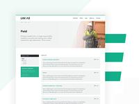 Lineas job page