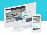 Homepage Marlux tegelconfigurator