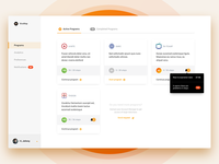 Dashboard - available programs for doctors