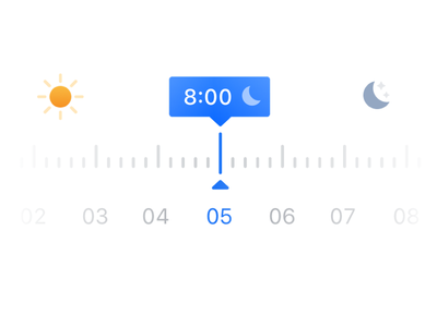 Time zone translate component app picker night day translate zone time