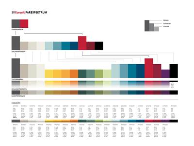 Corporate Design Color Guide