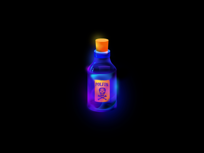 Magical bottle