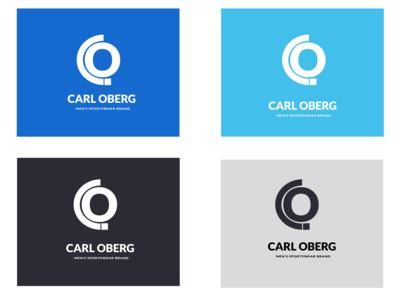 redesign Carl Oberg logo