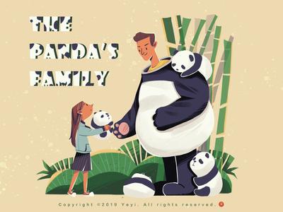 The Panda's Family