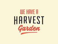 Harvest Gardens and Landscaping Brand