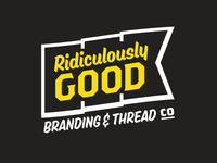 Ridiculously Good Branding & Thread Co.