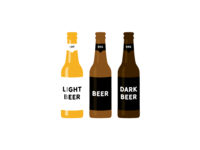 Generic Beer Bottles