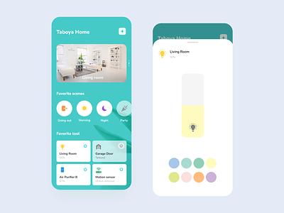 Smart home app smarthome indonesia uxd uiux startup modern yogyakarta design uidesign ui