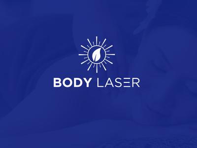 Body Laser Logo Design