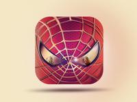 Spider-man iOS Icon Concept