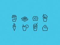 Ice & Friends Icon Set