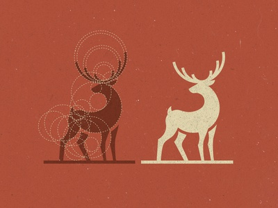 Deer Logo Design