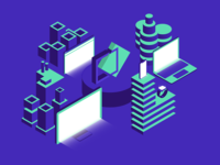 TakeShape Isometric
