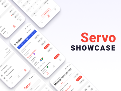 Servo - app for academic process overview