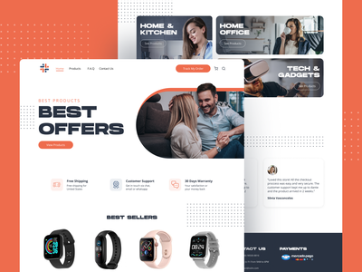 Solin Ecommerce Website website concept ecommerce design ecommerce website design hero banner design webdesign website ui design uxdesign ux uiux uidesign ui