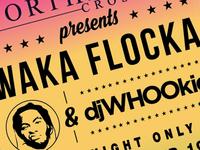 Waka Flocka Concert Poster