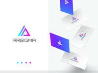 Arsigma - Letter A Logo Template