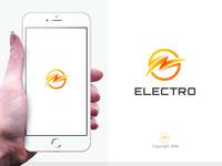 Electro Energy Logo Template