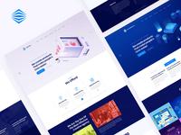 Arsido Creative Agency Landingpage Design