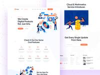 Pohat Startup Landingpage