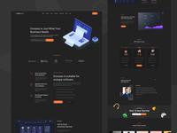 Enosass Sass & Startup Dark v3
