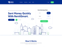 Remitsmart website
