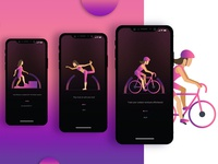 Pat - Fitness app