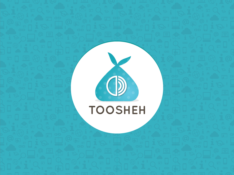Toosheh logo