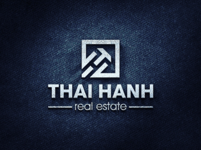 Real state logo Thai Hanh