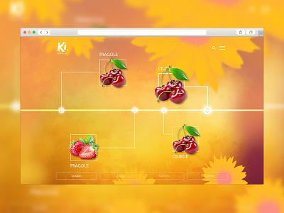 Concept Timeline | Animation application animation animation landing page page app animated web interface logo bootstrap design site ui ux web