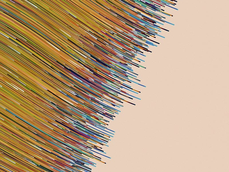 Opal Gravy 022 design wallpaper vibrant color colour abstract illustration