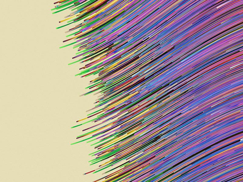 Opal Gravy 023 design wallpaper vibrant color colour illustration abstract