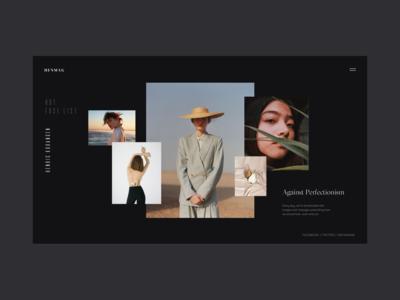 HENMAG Online Magazine Copenhagen Author Page