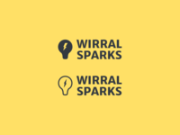 Wirral Sparks Branding