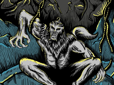 Werewolf Humanoid