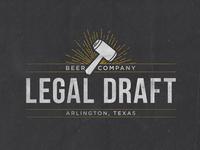 Legal Draft Beer Company texas arlington craft beer brewery beer