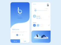 Mobile App - Health