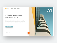No 1 Architecture Website