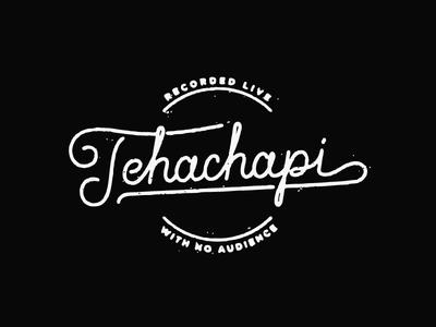 Tehachapi - Draft 1