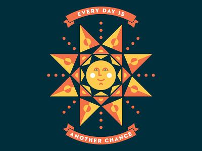 Sun shirt illustration sun banner sevenly